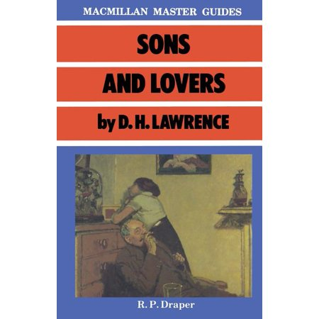 Palgrave Master Guides: Sons and Lovers by D.H. Lawrence (Paperback)