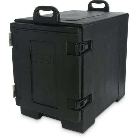 - Carlisle PC300N03 Cateraide End-Loading Insulated Food Pan Carrier, 5 Pan Capacity