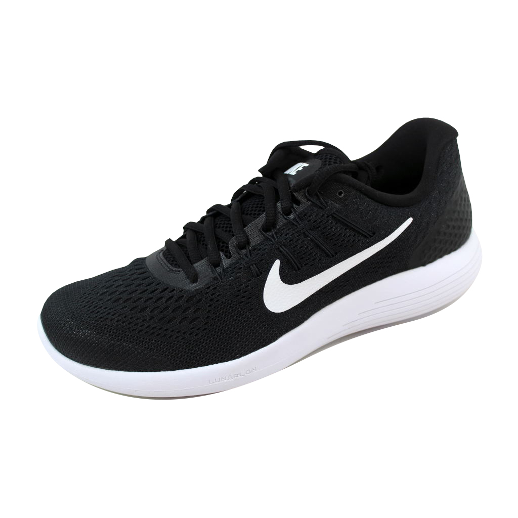 69d95a57faec ... running shoes e20cd 3d8b6  coupon code nike mens lunarglide 8 black  white anthracite aa8676 001 76a6b 3aa87