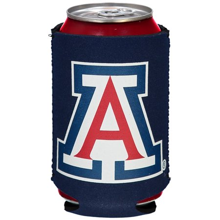 Arizona Wildcats Collapsible Can Cooler - Navy Blue - No Size