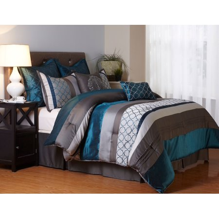 - Stratford Park by Nanshing Avalon 8-Piece Bedding Comforter Set