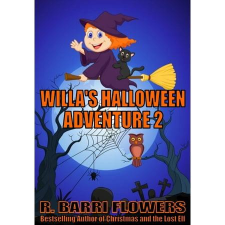 Willa's Halloween Adventure 2 (A Children's Picture Book) - eBook
