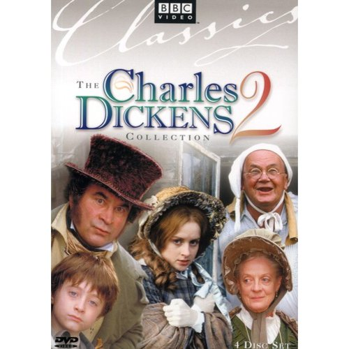 Charles Dickens Collection 2: Pickwick Papers (1985) / David Copperfield (1999) / Dombey And Son / ... (Old Version)