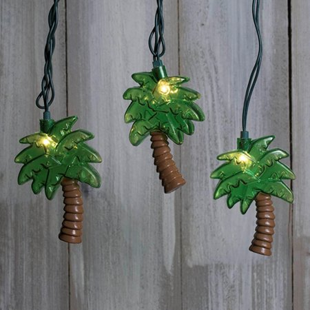 Novelty String Lights String Lights Tropical Palm Trees