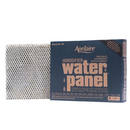 Aprilaire 35 (10-Pack) Water Panel for Humidifier Models 350, 360, 560, 568, 600, 700, 760,