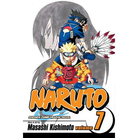 Naruto, Vol. 7 (Naruto Singles)