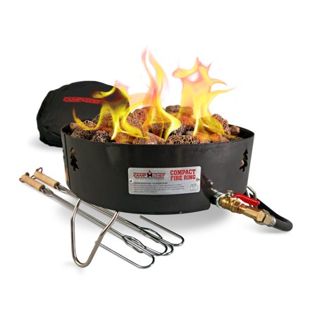 Camp Chef Campfire Pit - Portable/Propane GC-LOG
