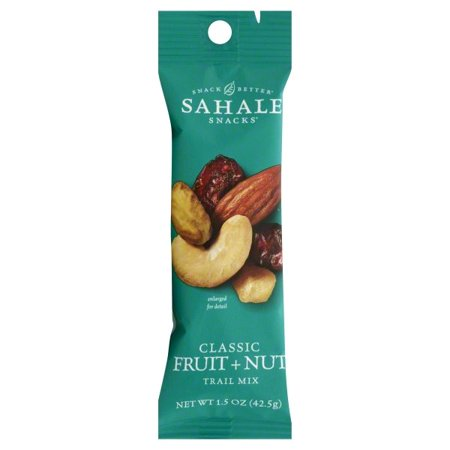 Fruit Nut Mix (Sahale Snacks Glazed Mixes, Classic Fruit Nut, 1.5 oz, Case of 9)