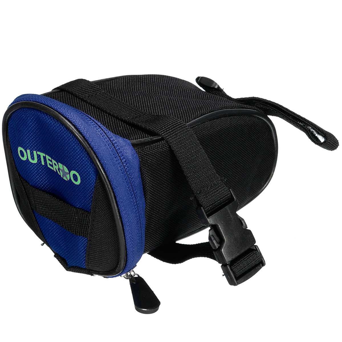 OUTERDO New Roswheel Outdoor Cycling Bike Bicycle Rear Seat Saddle Bag Under Seat Packs Tail Pouch