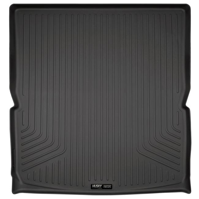 2nd Seat Floor Liner, Black - 2011-2016 Ford F-250 Super Duty SuperCab - image 1 of 1