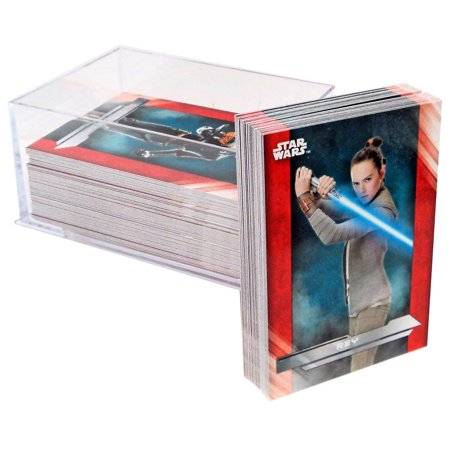 Star Wars The Last Jedi Trading Card Set