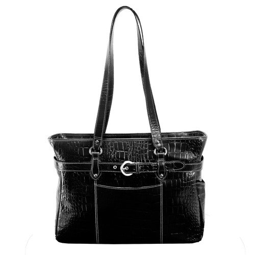 Siamod Monterosso Serra Ladies' Leather Laptop Tote