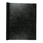 "SPRING THESIS 2"" BINDER 11""x8.5"" CAPACITY BLACK"