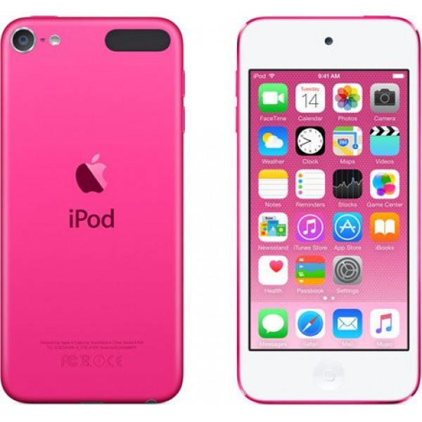 Apple iPod Touch 6th Generation 16GB Hot Pink -Like New, In Original Retail Packaging