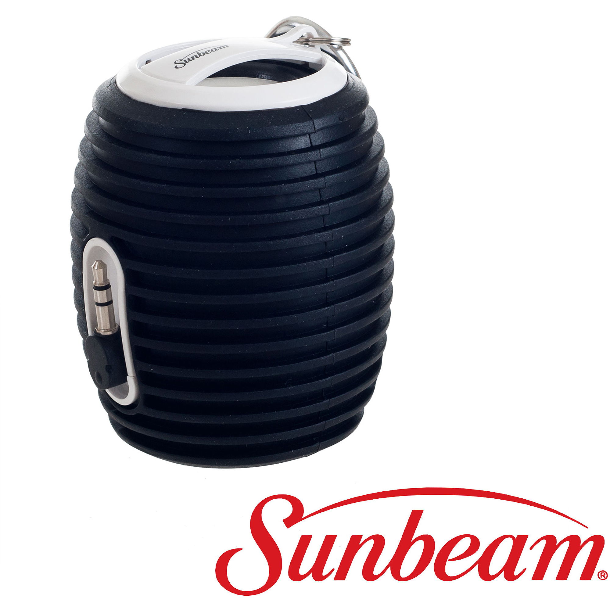 Sunbeam Rechargeable Portable Speaker with Cable