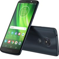 """New Motorola Moto G6 Play 16GB XT1922-6 Unlocked 4G LTE 5.7"""" TFT LCD IPS Display 2GB RAM 13MP Smartphone - Deep Indigo - Will not work For Boost Mobile and Sprint Carrier"""