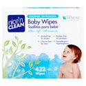 432-Count Nice 'n Clean Ultra Soft Unscented Baby Wipes