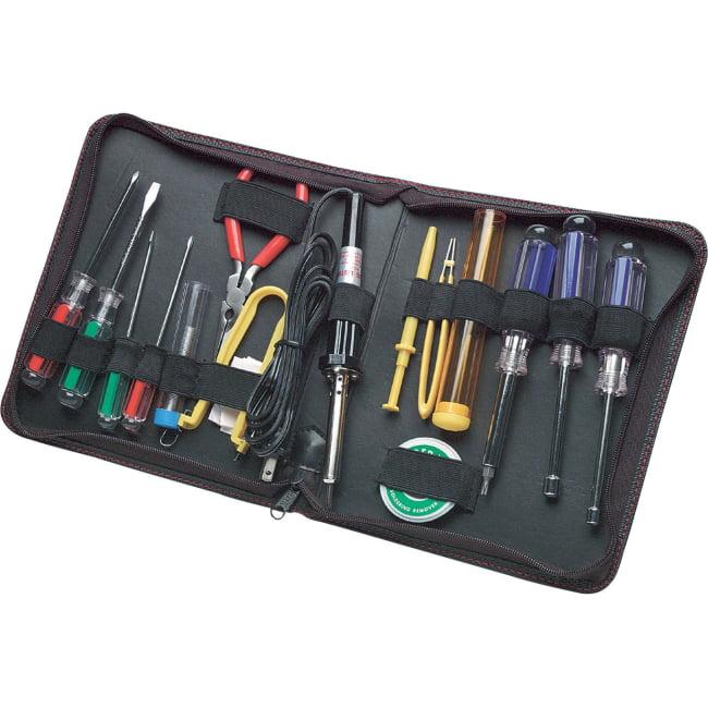 17pc Computer Tech Tool Kit