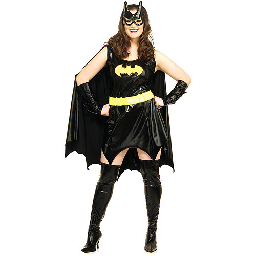 Rubies Batgirl Costume; Plus