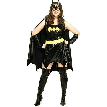 Rubies Batgirl Costume; Plus - Batgirl Costume For Child