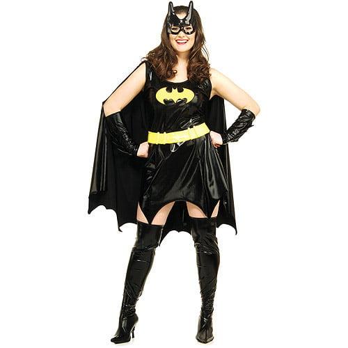 Rubies Batgirl Costume; Plus