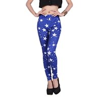 bf810f4b6045b Product Image Pop Fashion Women Clothes Stretch Printed Leggings Footless  Tights Ankle Pants (One Size - Regular