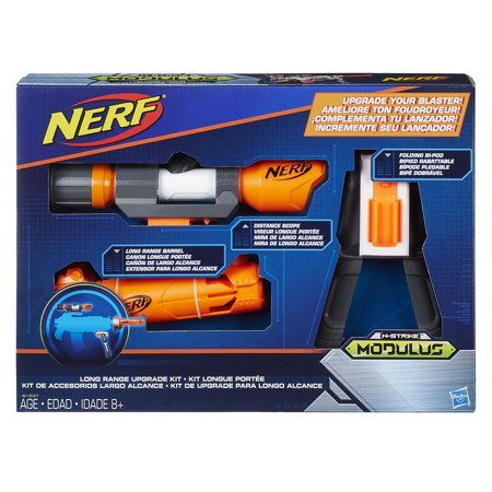 Nerf Modulus Long Range Upgrade Kit  Styles May Vary