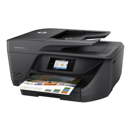 HP OfficeJet 6962 Wireless All-in-One Printer (One Laser Printer)