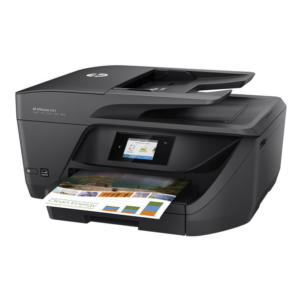 HP OfficeJet 6962 Wireless All-in-One Color Inkjet Printer (T0G25A)
