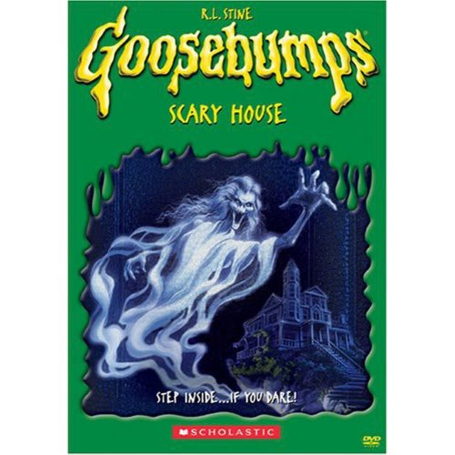 Goosebumps: Scary House (Full Frame)