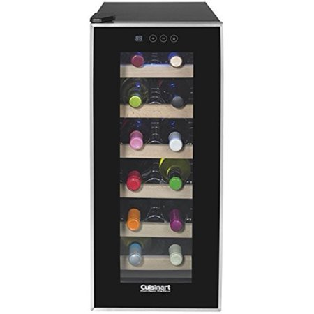 Reserve Cellars - Cuisinart CWC-1200TS 12-Bottle Private Reserve Wine Cellar