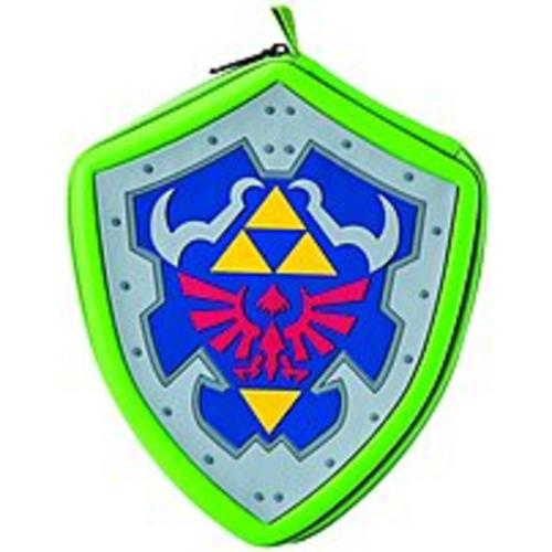 PowerA 1305520-01 Zelda Hylian Shield Case for Nintendo DS Systems (Refurbished)