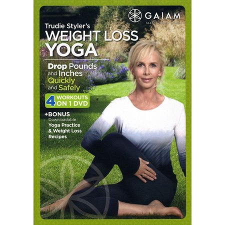 Weight Loss Yoga (DVD) (Best Yoga App For Weight Loss)