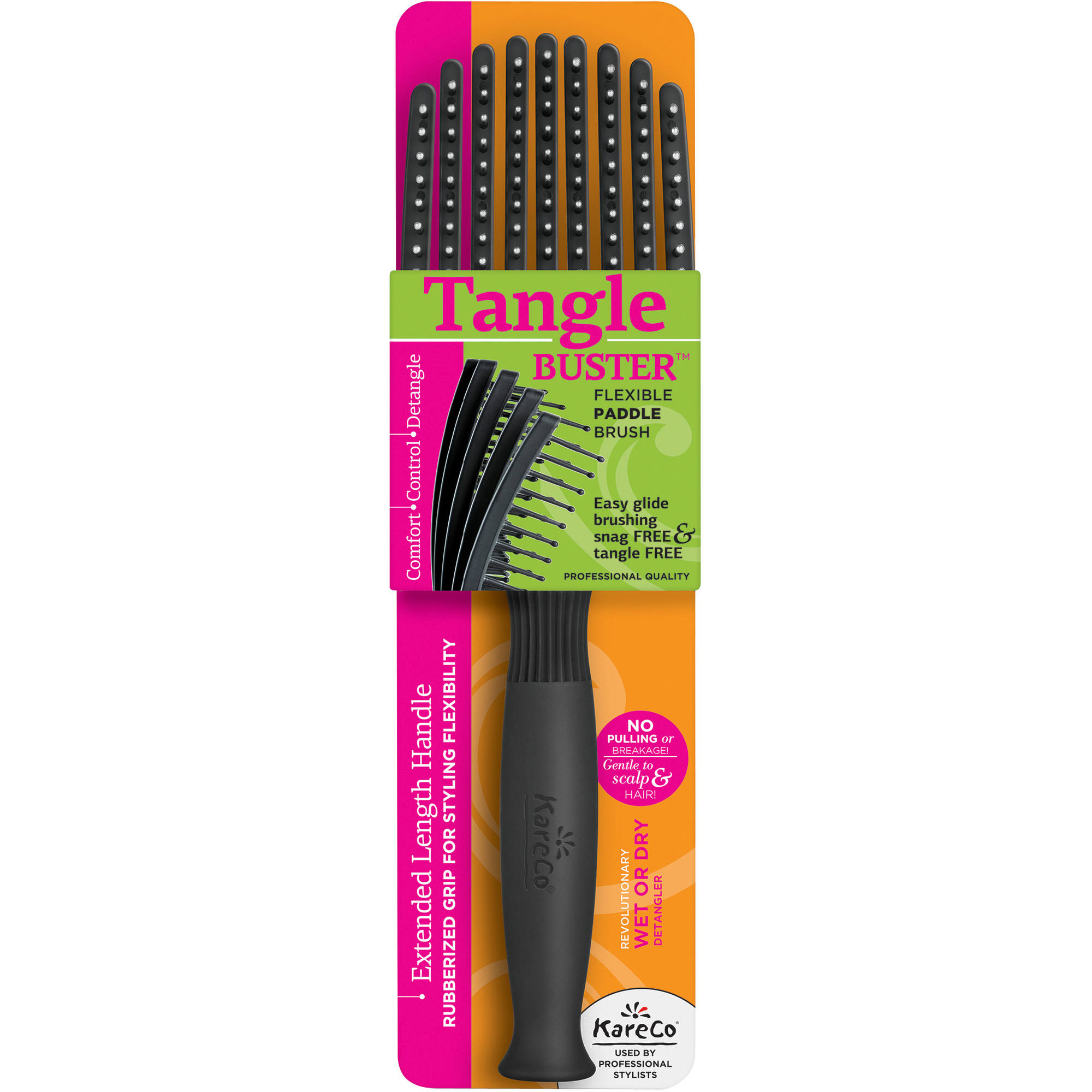 KareCo Tangle Buster Brush