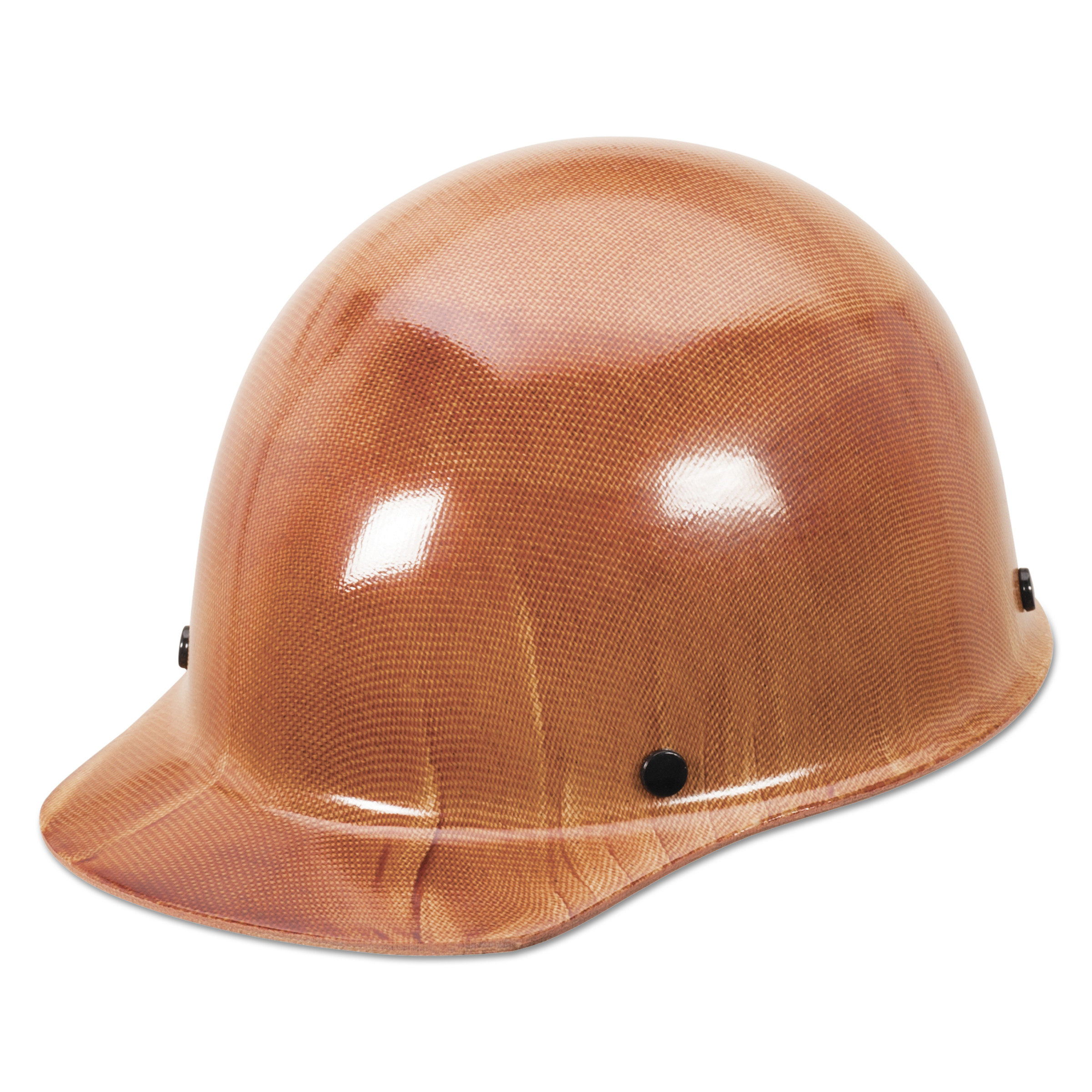 MSA Skullgard Protective Hard Hats, Pin-Lock Suspension, Size 6 1 2 8, Natural Tan by SAFETY WORKS