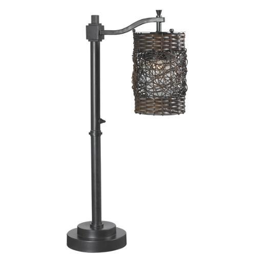 Design Craft Omari Indoor/ Outdoor Table Lamp