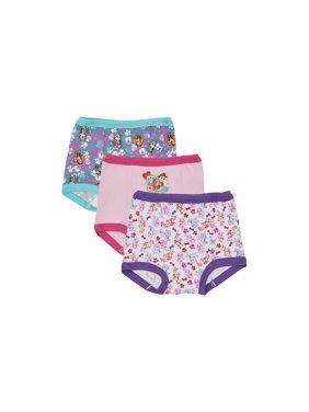 Paw Patrol Toddler Girls Training Pants, 3-Pack