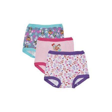 Paw Patrol Training Pants, 3 Pack (Toddler Girls) (Training Track Pant)