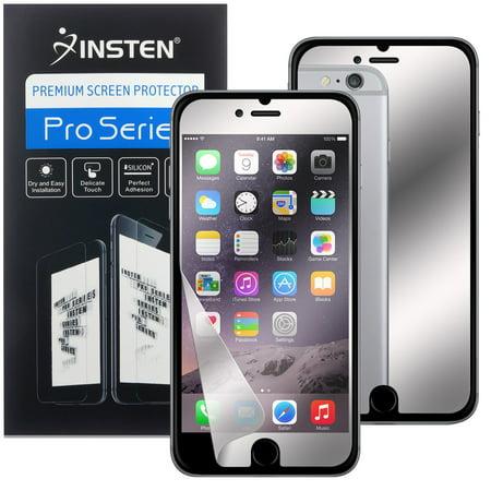 Insten Mirror LCD Screen Protector Film Cover For Apple iPhone 8 Plus / iPhone 7 Plus (Mirror Screen Protector Film)