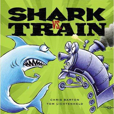 Shark vs. Train - eBook