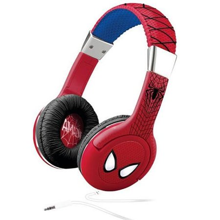 Ultimate spider-man over the ear headphones ()
