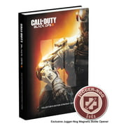 Call of Duty: Black Ops III : Collector's Edition Strategy Guide