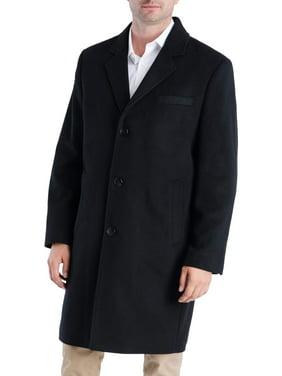 "FOG Men's 42"" Signature Single Breasted Top Coat"