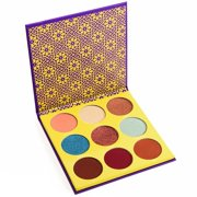 The Saharan II Palette by Juvia's