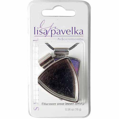 Lisa Pavelka Silver Plated Bezel