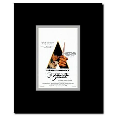 A Clockwork Orange Framed Movie