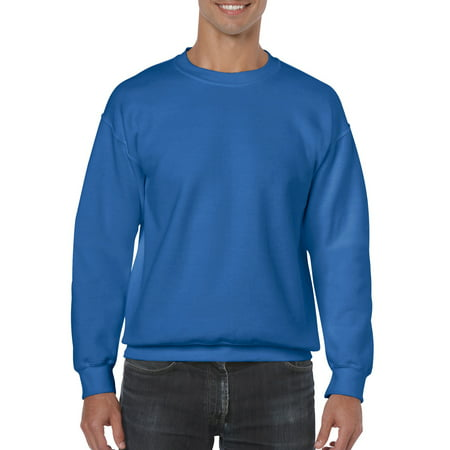Mens Crewneck Sweatshirt - Golf Heavyweight Sweatshirt