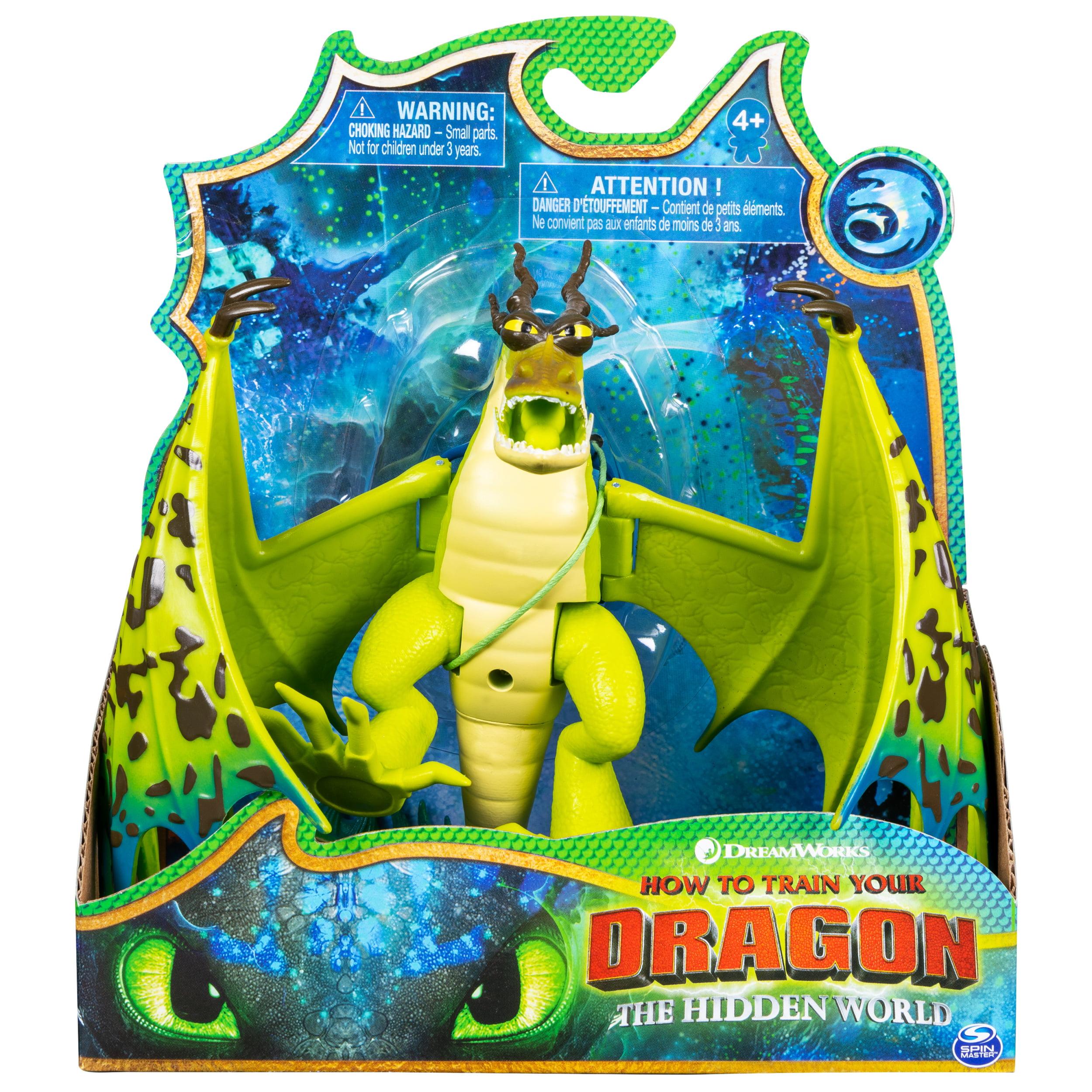 DreamWorks Dragons, Monstrous Nightmare, Dragon Figure ...