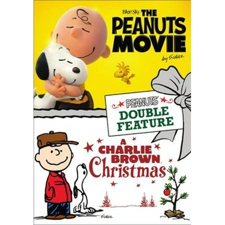 The Peanuts Movie / Charlie Brown Christmas (DVD)