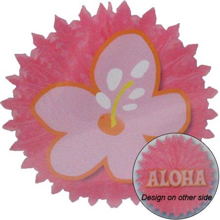 Hawaiian Luau Hibiscus Hanging Decoration (1ct) (Luau Hanging)